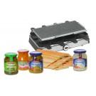 Raclette-Set 6-tlg.